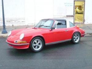 Classic Porsche Wanted | Old Town Classics