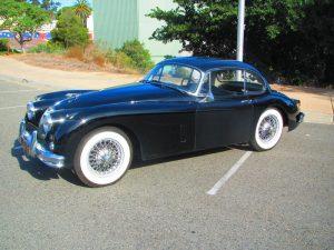 Jaguar Classic XK150 Coupe