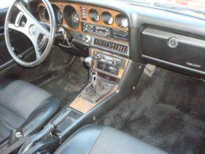 Toyota Celica interior