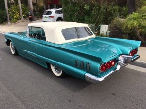 1960 Ford Thunderbird Convertib