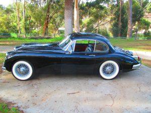 1961 Jaguar XK150 Coupe