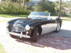 1958 Austin Healey 100/6 Convertible
