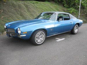 1972 Chevy Camaro