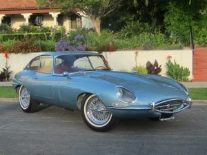 1967 Jaguar E-Type 4.2 Series I