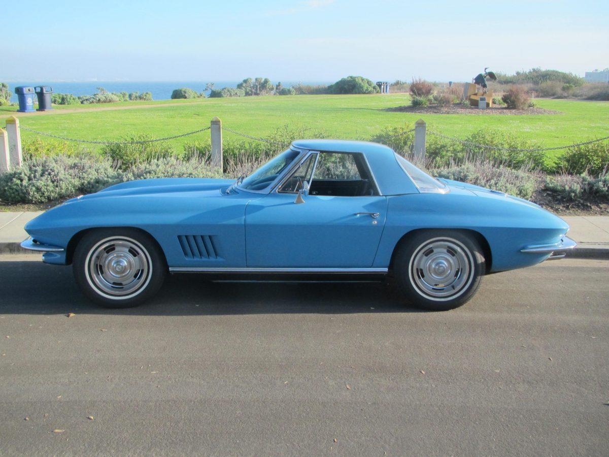 1967 Corvette Roadster